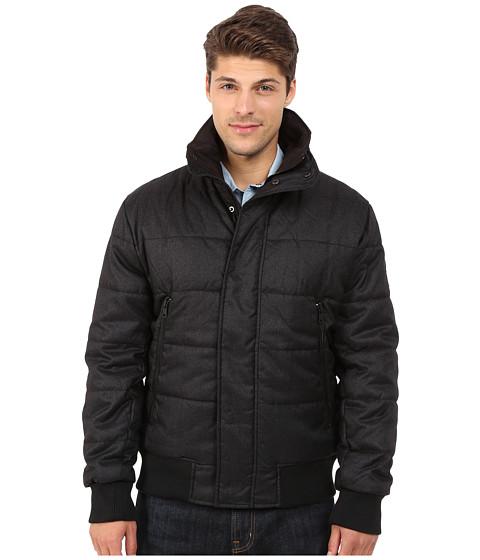 Imbracaminte Barbati DKNY Herringbone Printed Puffer Jacket Black