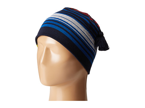 Accesorii Femei Smartwool Straightline Hat Bright BlueDeep Navy Heather