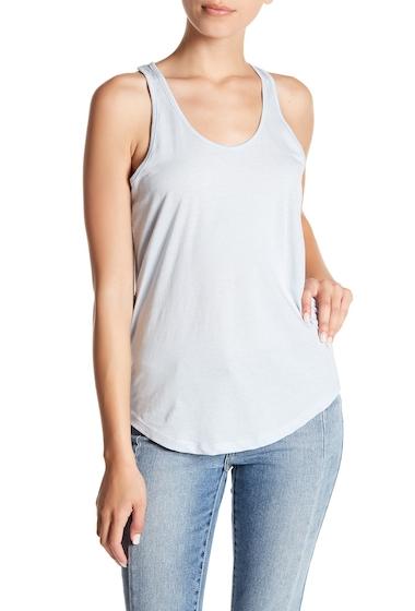 Imbracaminte Femei Alternative Apparel Shirttail Tank GLACIER BLUE