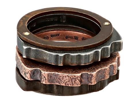 Bijuterii Femei Bottega Veneta Ring 362075 Oro Roso