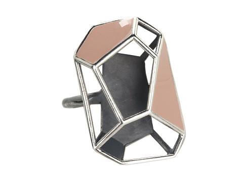 Bijuterii Femei Bottega Veneta Silver Ring Poussin