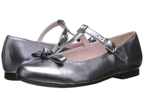 Incaltaminte Fete Nina Jami (ToddlerLittle KidBig Kid) Pewter Metallic