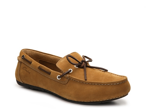 Incaltaminte Barbati Clarks Marcos Edge Loafer Tan