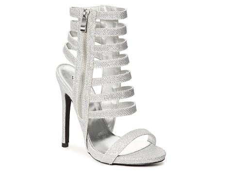 Incaltaminte Femei Qupid Glee-104 Sandal Silver