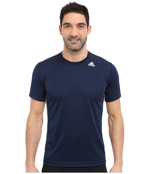 Imbracaminte Barbati adidas All World Short Sleeve Tee Collegiate NavyWhite