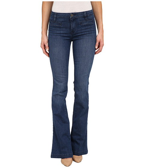 Imbracaminte Femei Sanctuary Jane Flare Denim Pants in Charmed Wash Charmed Wash