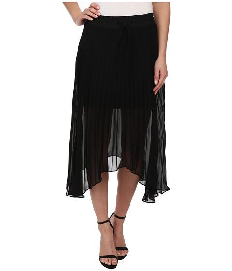Imbracaminte Femei Sanctuary Allure Pleated Midi Skirt Black
