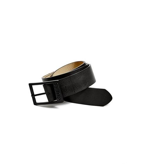 Accesorii Barbati GUESS Logo-Buckle Belt black