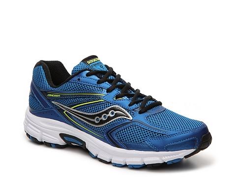 Incaltaminte Barbati Saucony Grid Cohesion 9 Running Shoe - Mens Blue