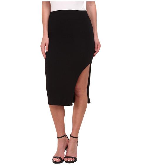 Imbracaminte Femei LnA Double Layer Pencil Skirt Black