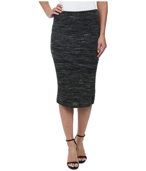Imbracaminte Femei LnA Pernille Fitted Skirt Heather Black