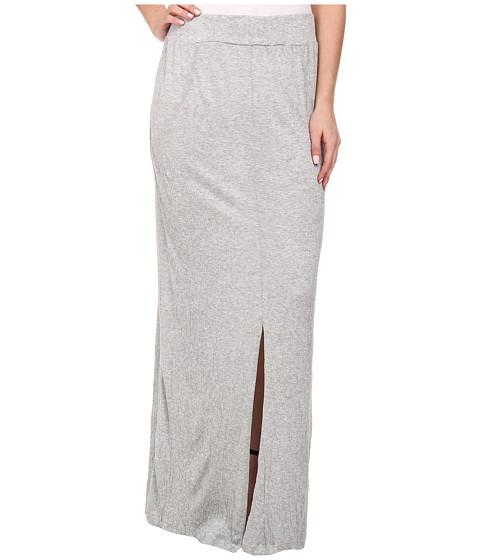 Imbracaminte Femei LnA Gauze Column Skirt Heather Grey