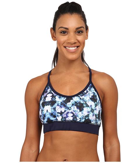 Imbracaminte Femei Pink Lotus Kaleid Tie-Dye Botanic Sports Bra Purple Multi