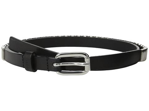 Accesorii Femei Diesel Blemat Belt Black