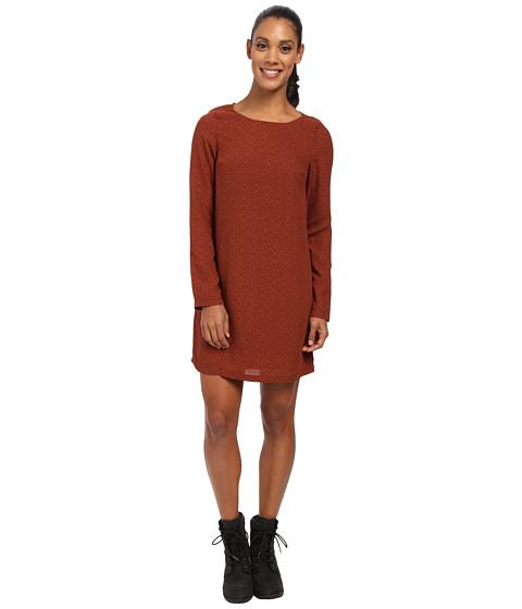 Imbracaminte Femei Prana Cece Long Sleeve Dress Pomegranate