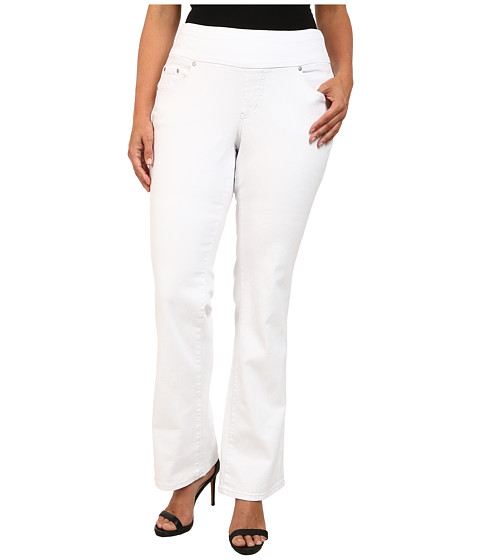 Imbracaminte Femei Jag Jeans Plus Size Paley Boot Leg in White White