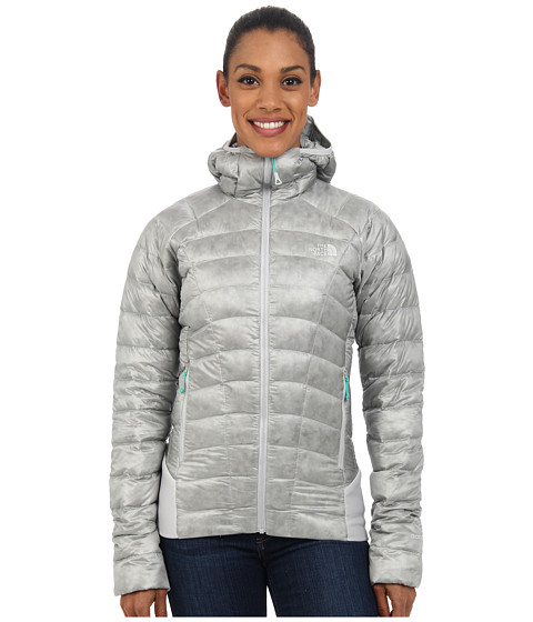 Imbracaminte Femei The North Face Quince Hooded Jacket High Rise Grey