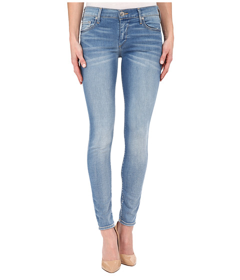 Imbracaminte Femei True Religion Halle Super Skinny Jeans in Neptune Blue Neptune Blue