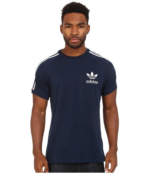 Imbracaminte Barbati Adidas Originals Sport Essentials Tee Collegiate NavyWhite