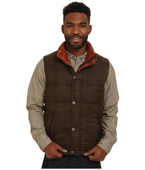 Imbracaminte Barbati Prana Portal Reversible Vest Brown