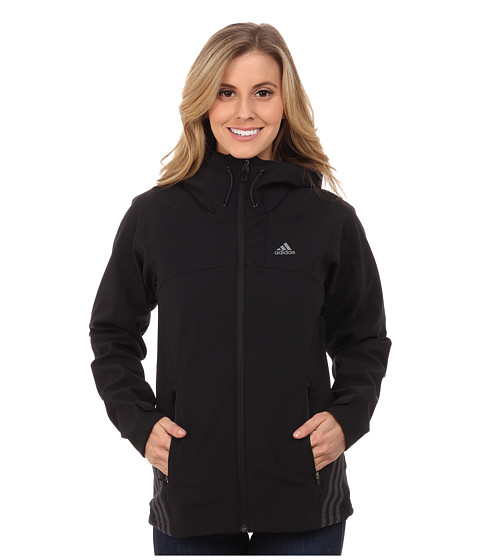 Imbracaminte Femei adidas Outdoor Swift Soft Shell Hoodie Black