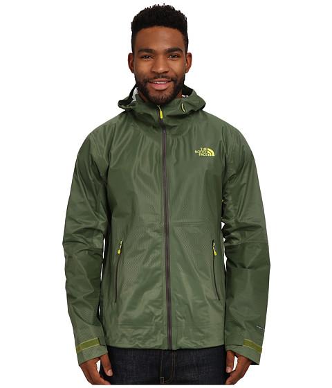 Imbracaminte Barbati The North Face FuseFormtrade Dot Matrix Jacket Scallion Green Tri Matrix