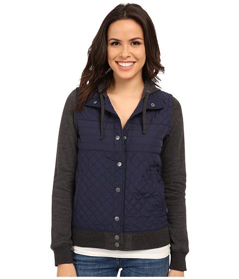 Imbracaminte Femei RVCA Regulate Coat Peacoat
