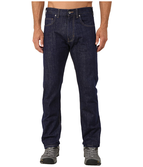 Imbracaminte Barbati Patagonia Straight Fit Jeans - Long Dark Denim