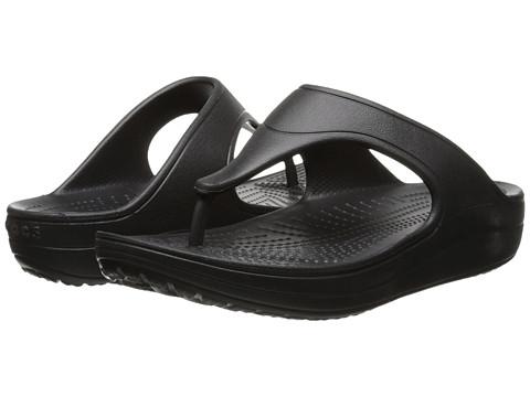 Incaltaminte Femei Crocs Sloane Platform Flip Black