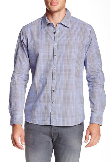 Imbracaminte Barbati Quinn Beau Button Down Shirt Cobalt