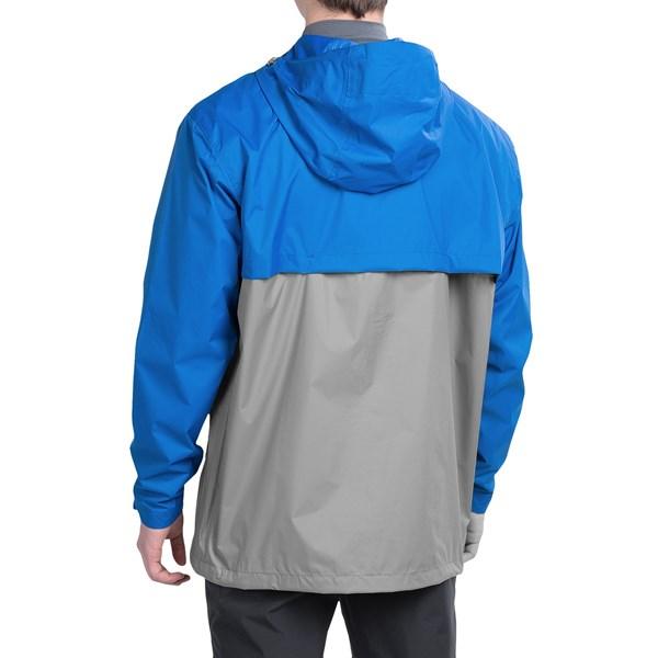 Imbracaminte Barbati White Sierra Trabagon Rain Jacket - Waterproof BLACK (01)
