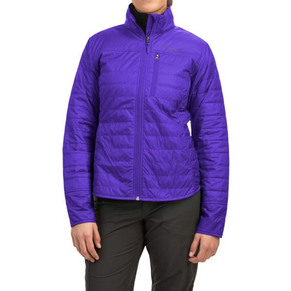Imbracaminte Femei Marmot Sundown Jacket - Insulated BLUE DUSK (01)