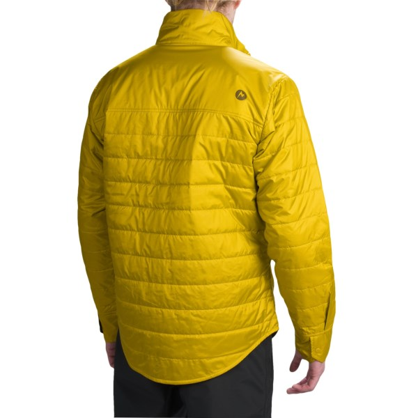 Imbracaminte Barbati Marmot Sundown Jacket - Insulated DARK SEA (03)