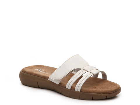 Incaltaminte Femei A2 Serenwipity Flat Sandal White