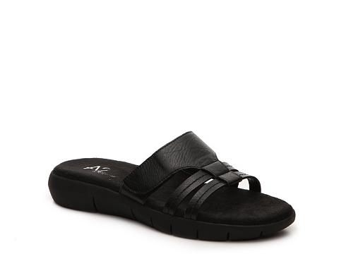 Incaltaminte Femei A2 Serenwipity Flat Sandal Black