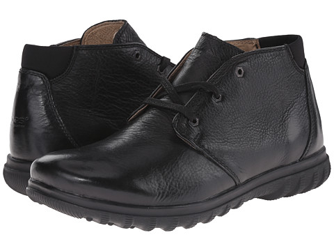 Incaltaminte Barbati Bogs Eugene Leather Chukka Black
