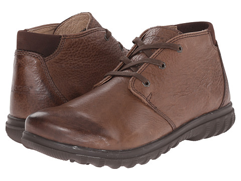 Incaltaminte Barbati Bogs Eugene Leather Chukka Mocha