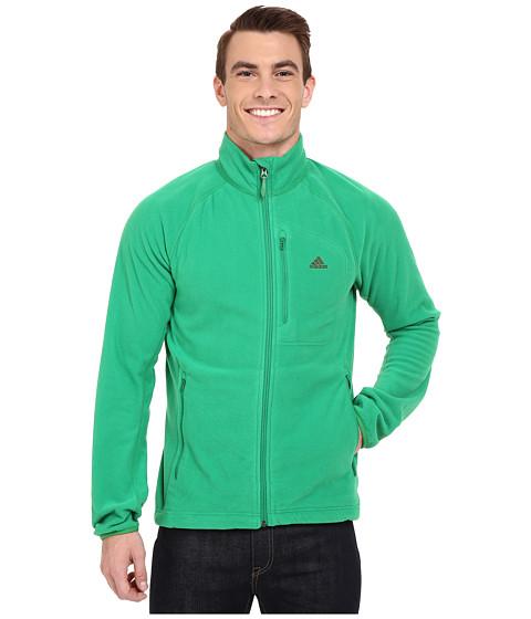 Imbracaminte Barbati adidas Outdoor Reachout Jacket Green