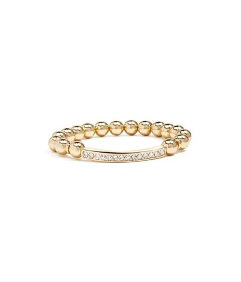 Bijuterii Femei GUESS Gold-Tone Bling Bar Stretch Bracelet gold