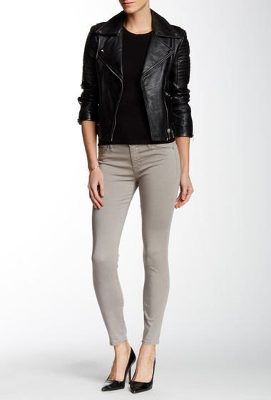 Imbracaminte Femei HUDSON Jeans Nico Skinny Ankle Jean ASH GREY 2