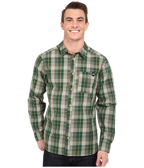 Imbracaminte Barbati adidas Outdoor Lumbercheck Shirt Base Green