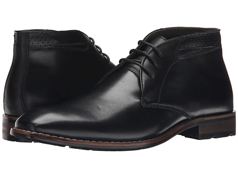 Incaltaminte Barbati Steve Madden Eddard Black Leather