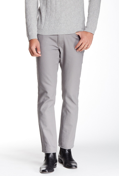 Imbracaminte Barbati Perry Ellis Straight Leg Jean STEEPLE GRAY