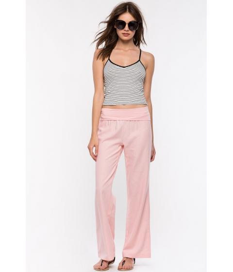 Imbracaminte Femei CheapChic Bora Bora Linen Pants Blush