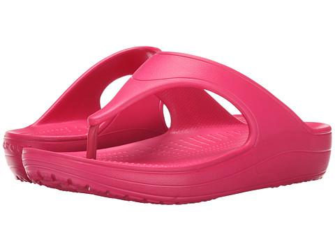 Incaltaminte Femei Crocs Sloane Platform Flip Raspberry