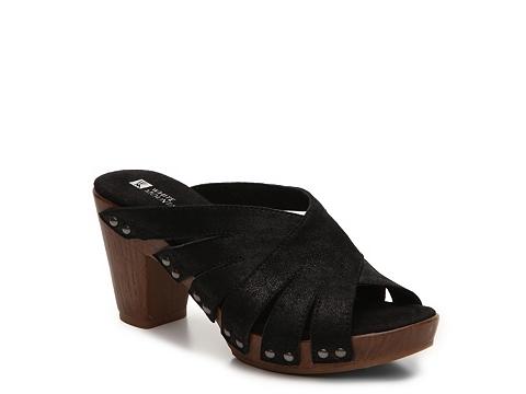 Incaltaminte Femei White Mountain Sierra Sandal Black