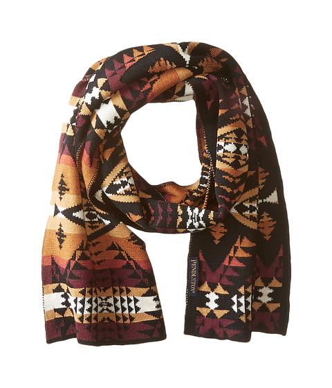 Accesorii Femei Pendleton Knit Muffler Diamond River Black
