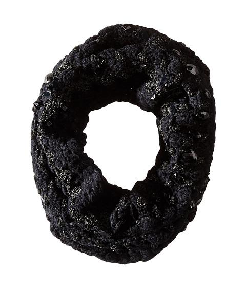 Accesorii Femei BCBGMAXAZRIA Crystal Crochet Cowl Black