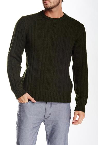 Imbracaminte Barbati Jack Spade Pollock Ribbed Crew Neck Sweater LODEN