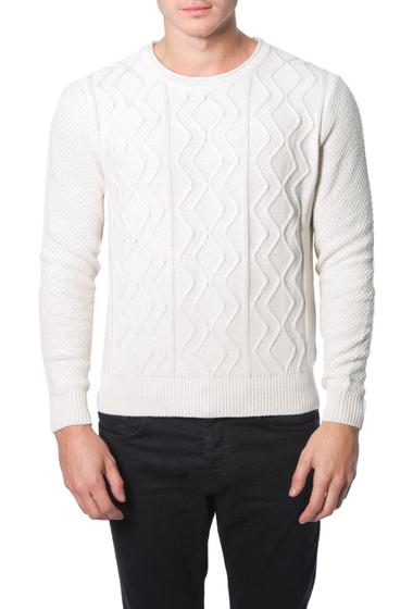 Imbracaminte Barbati 7 Diamonds Nomad Sweater ECRU